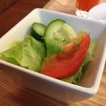 茶々 - モーニングのサラダ
