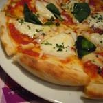 Bona Dea - マルゲリータピザ
