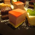 Bona Dea - ケーキ盛合せ
