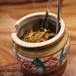 八幡山ばりきや - 辛子高菜