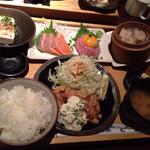 小樽食堂 - Bランチ1180円