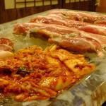 黒門豚美人 - サムギョプサル食べ放題:2079円