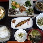 32906008 - 山菜定食 1994円