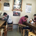 つねた食堂 - つねた食堂 店内