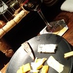 Bar Terra - チーズ