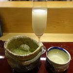 日々魚数寄 東木 - 東京では東銀座と神楽坂で3年修行。そお間に恵比寿でワインも学びソムリエの資格も