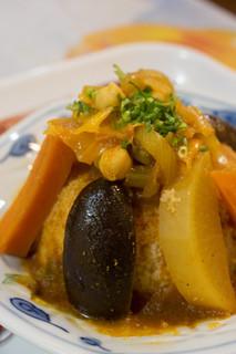 ナスコ フード コート - 野菜クスクス