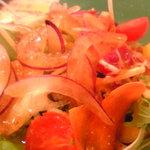 ビバビバ - ランチのサラダ