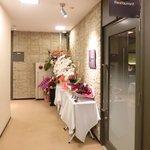 ゴーシェ - 外観の地下1階入口の風景です