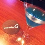 BAR vitamin G - バカラ