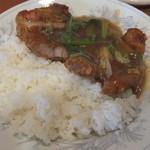 四川飯店 - 排骨飯