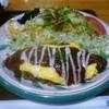 ペリカンレスト - 料理写真:ハンバーグ定食
