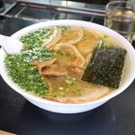 中華そば 高はし - 雲呑麺 (2014/11)