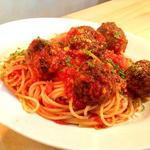 ヴィーノテリア - 和牛ポルペッティーネのスパゲティ
