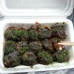 四丁目のたこやき - 料理写真:「ソース」500円税込