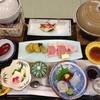 四季の宿 晴観荘 - 料理写真:夕食
