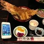 32919945 - 大海老天丼(2,980円)