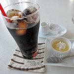 喫茶&創作 海路 - コーヒー&プチデザート