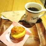 サロン アダム エ ロペ - トロペジェンヌ、オーガニックコーヒー S