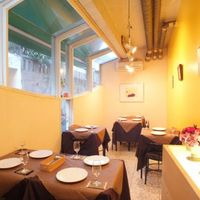 アンシャンテ - 住宅街に佇む、隠れ家のような欧風料理レストラン。落ち着いた店内は、ご友人やご家族はもちろん、大人のディナーデートにも◎