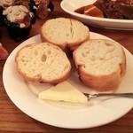 クチーナ・カーサ - いつもどうりパンで