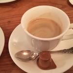 クチーナ・カーサ - ホットコーヒー