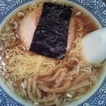 ○決 - 以前食べた中華そば