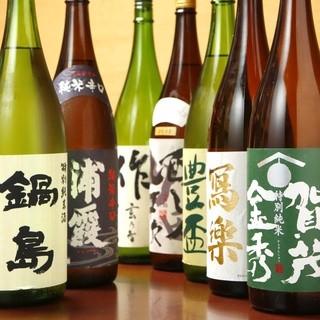 やっぱり純米酒です。