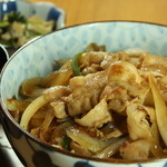 喫茶チロル - てりやき丼(豚肉)