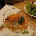 3293500 - 夕食:海老のカクテル