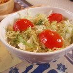 ティーランカ - サラダ
