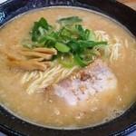 らーめん絆家 - 白極上味噌ラーメン 735円