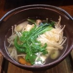 まねき屋 - 湯豆腐