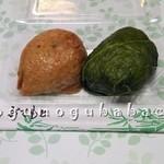 32932982 - 高菜いなりと新漬めばり寿司