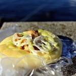 ベーカリーアンドテーブル箱根 - 塩麹と鳥の・・・