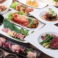 宮崎とれたて居酒屋 狐福 - お野菜たっぷり!狐福の『福』コース
