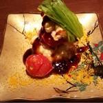 32934064 - 燻製トマトと唐すみポテトサラダ