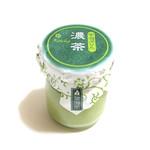 茶游堂 - 宇治ぷりん 濃茶 (378円)  '14 11月中旬