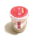 茶游堂 - 宇治ぷりん ほうじ茶 (378円)  '14 11月中旬