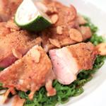 鉄板焼き&ワイン KAi 回 - ミディレアな鶏 '14 11月上旬