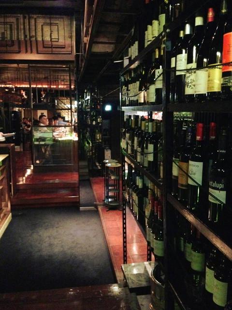 鉄板焼&ワイン KAi 回 北新地店 - '14 11月上旬