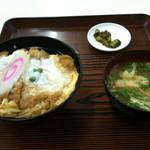 レストラン宮子 - カツ丼