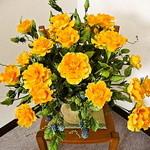 とちの実カフェ - 粘土の造花