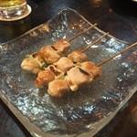杏 - 杏 シャモロック串焼き