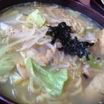 くま3びき - 海鮮塩野菜ラーメン【2014.11】