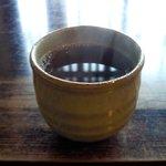 うるめ - お茶のサービス