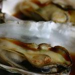 世古牡蠣店 - 勿論しょうゆ味も美味しい