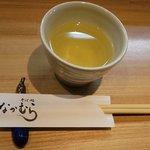 そば処 なかむら - お茶はもちろん蕎麦茶