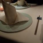 メゾン・ド・ユーロン - テーブル・セッティング 2014.11.2x