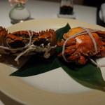メゾン・ド・ユーロン - 蒸し上がった上海蟹 2014.11.2x